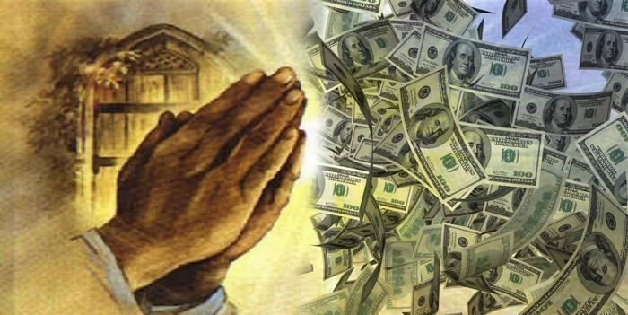 Mai nap üzenete számodra: Isten végtelen bősége
