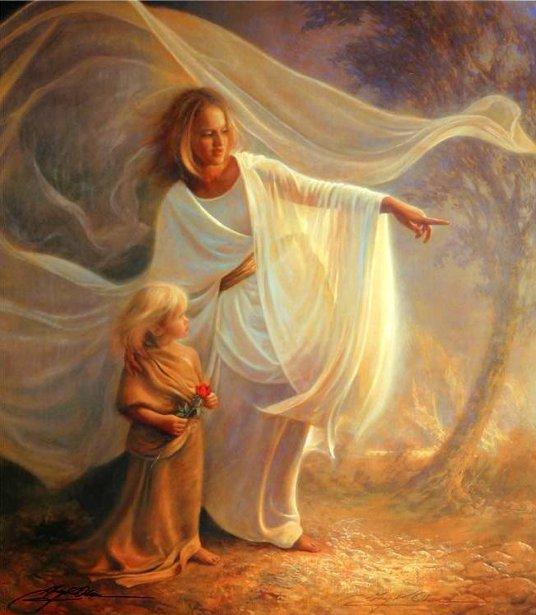 Ezt üzeni neked az angyalod a mai napra!