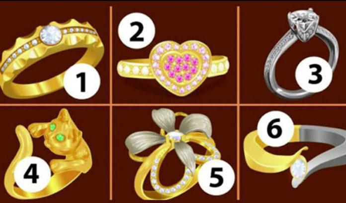 Pszichológiai teszt: válassz egy gyűrűt, sok mindent elárul rólad, melyiket választod!