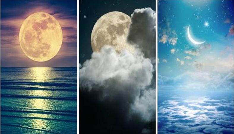 Válassz egy holdat a 3 közül, és kiderül, mit rejt valójában a tudatalattid