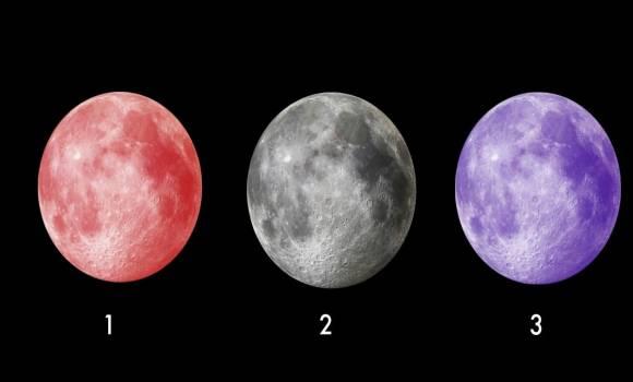 Válassz egy holdat a 3 közül! Megtudhatod, hogy mire van szüksége a lelkednek a következő időszakban